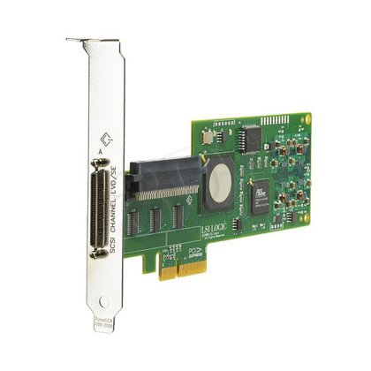 HP SC11Xe Host Bus Adapter 1-ch U320 PCI-E (only for tape drive)
