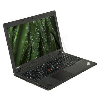 """LENOVO ThinkPad L540 i5-4210M 8GB 15,6"""" FHD 256GB HD4600 Win7P W10P Czarny 20AV006YPB 1Y"""