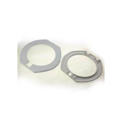 Obrzeże wewnętrzne/zewnętrzne drzwiczek białe (C00029059)