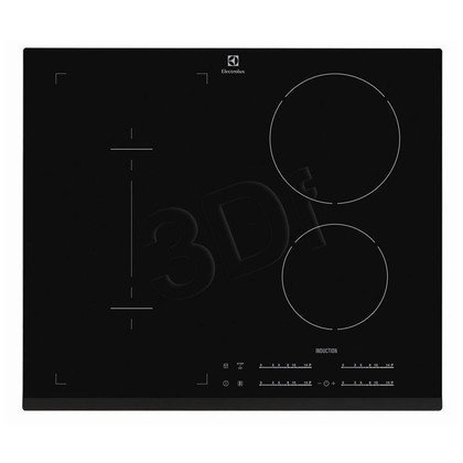 Płyta Indukcyjna Electrolux EHI6540FOK (4-polowa Czarny)