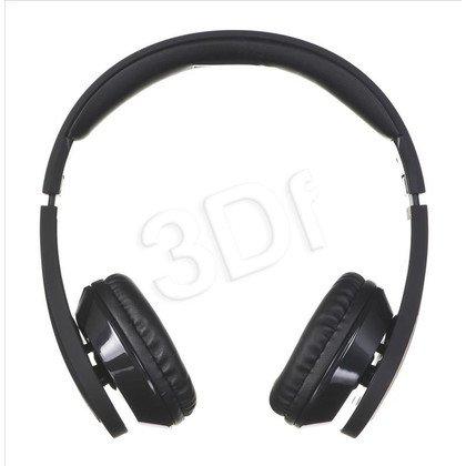 Słuchawki nauszne z mikrofonem Blow BT-770 (Czarny Bluetooth)