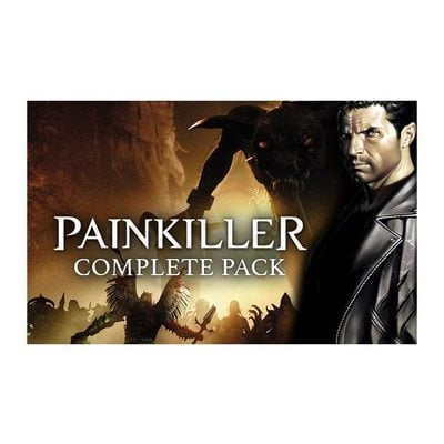 Gra PC Painkiller Complete Pack (H&D Collectors Edition) (klucz do pobrania)