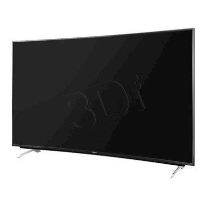 """TV 55"""" LCD LED Panasonic TX-55CR730E (Tuner Cyfrowy 1000Hz Smart TV Tryb 3D USB LAN,WiFi,WLAN)"""