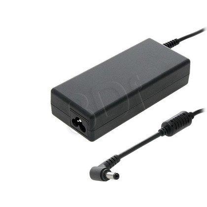 Zasilacz do notebooka Blow 5900804061601 (19V 75W) czarny dedykowany do notebooków Toshiba