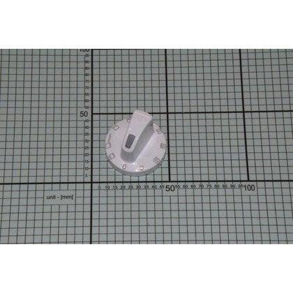 Pokrętło piekarnika białe - 8 funkcji PMG610.00/09.1672.01 SC1 (9040901)