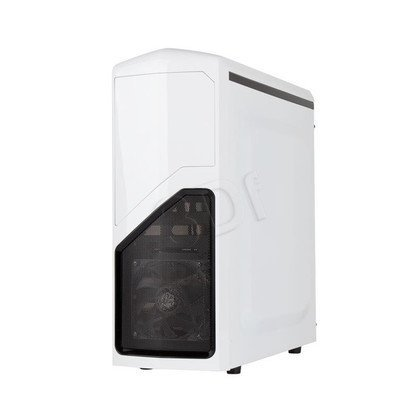 GEMBIRD OBUDOWA ATX GAMING MIDI TOWER APHRODITE WHITE USB 3.0 + 2.0