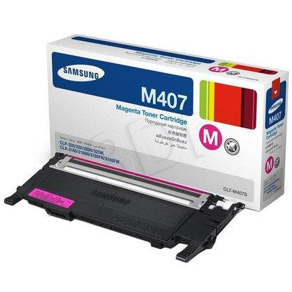 SAMSUNG Toner Czerwony CLTM4072S=CLT-M4072S, 1000 str.