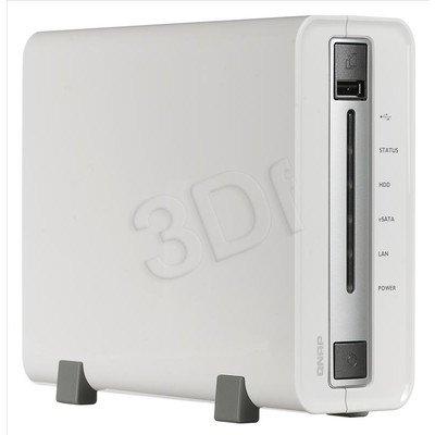 QNAP serwer NAS TS-112P Portable