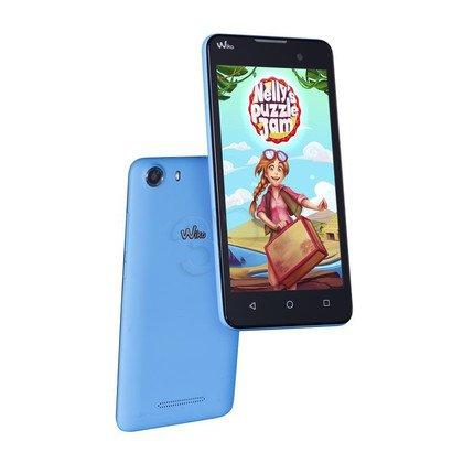 """Smartphone WIKO Lenny 2 4GB 5"""" niebieski"""