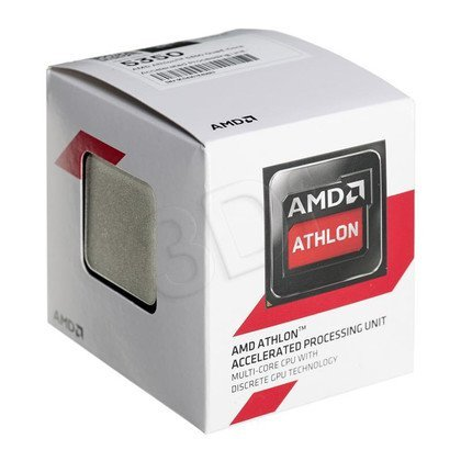 Procesor AMD Athlon 5350 2050MHz AM1 Box