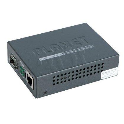 PLANET GT-805A Konwerter Gigabit (mini-GIBIC, SFP)