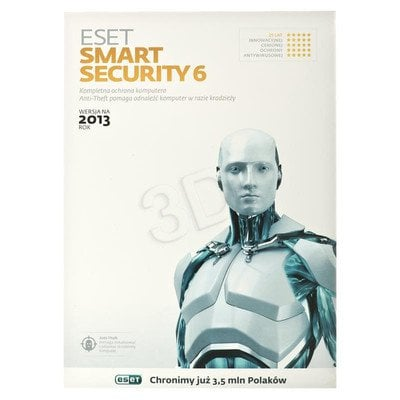 ESET SMART SECURITY UPGRADE - 1 STAN/12M