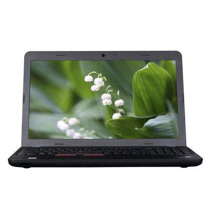 """LENOVO ThinkPad E560 i5-6200U 8GB 15,6"""" FHD 500GB HD 520 R7 M370 Win7P W10P Czarny 20EV0011PB 1Y"""