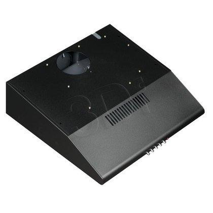 Okap podszafkowy AKPO WK-7 P 3050 (Czarny/ wydajność 400m)