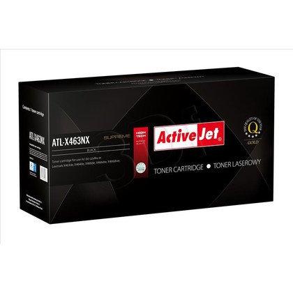 ActiveJet ATL-X463NX toner Black do drukarki Lexmark (zamiennik Lexmark X463X21G) Supreme