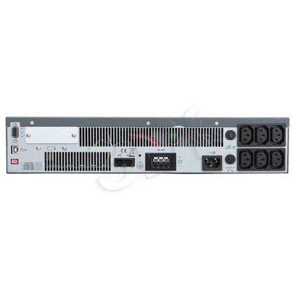 UPS LESTAR TSRXL- 1100 1000VA SINUS LCD RT 6XIEC