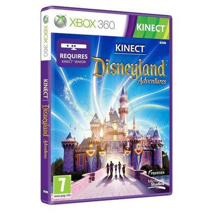 Gra Xbox 360 Kinect Disneyland