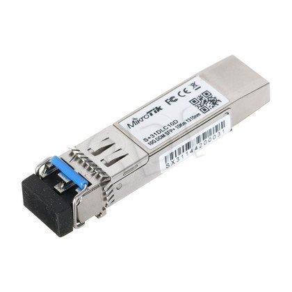 MikroTik S+31DLC10D SFP+ 10G SM 10km 1310nm LC