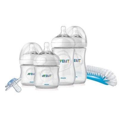 ZESTAW STARTOWY NATURAL BPA FREE AVENT SCD290/01