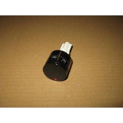 Pokrętło czarne chowane (8050867)