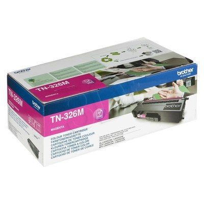 BROTHER Toner Czerwony TN326M=TN-326M, 3500 str.