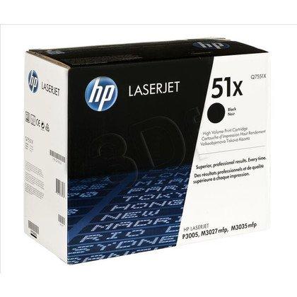 HP Toner Czarny HP51X=Q7551X, 13000 str.
