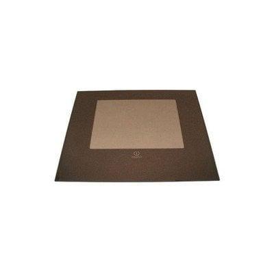 Szyba zewnętrzna lustrzana 413 X 493 mm (C00077442)