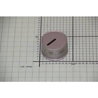 Pokrętło termostatu piekarnika CODE2v2/09.7039A.00 srebrne (9062396)