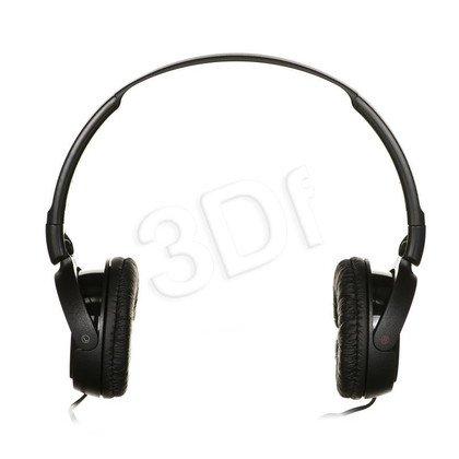 Słuchawki nauszne Sony MDR-ZX110B (Czarny)