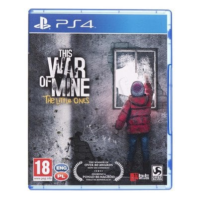 Gra PS4 This War Of Mine: The Little Ones