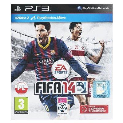 Gra PS3 FIFA 14