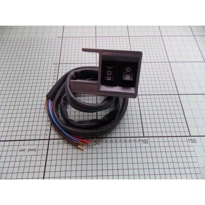 Przełącznik silnika set-1140 szary 1016125