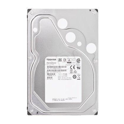 Dysk HDD TOSHIBA MG03ACA200 2TB SATA III 64MB 7200obr/min