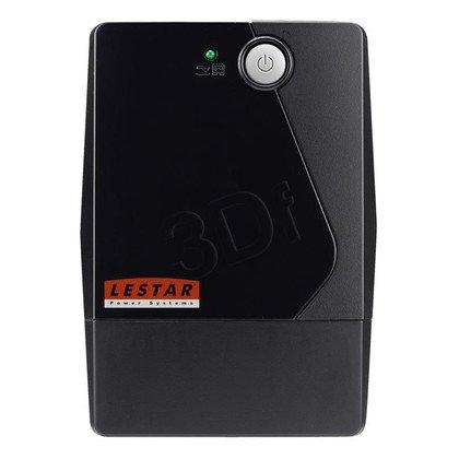 LESTAR UPS A-850S 800VA AVR 2XSCH BLACK