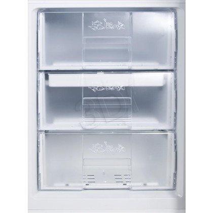 Chłodziarko-zamrażarka Beko CSA 29025 X (540x1710x600mm Inox A+)