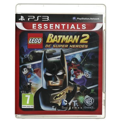 Gra PS3 LEGO Batman 2: DC Super Heroes ESS