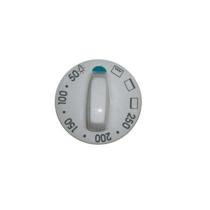 Pokrętło temperatury 50-250oC + 3 funkcje wskaźnik zielona kropka (8005501)