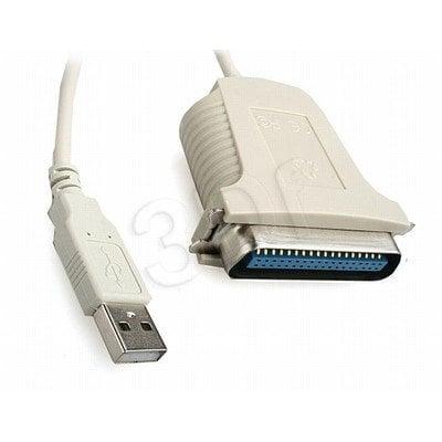 KABEL USB-CENTRONICS LPT (DRUKARKA) 1.8M