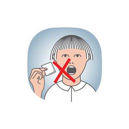 Zapach, odświeżacz do odkurzaczy - kwiatowy ZE210 (9001952408)