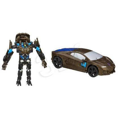 TRA TRANSFORMERS 4 FLIP & SMASH HASBRO A7105 LOCKDOWN