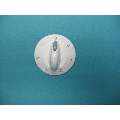 Pokrętło E501.00/09.1172.01 białe (9049600)