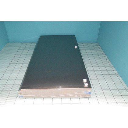 Drzwi zamrażarki prawe inox (1031841)