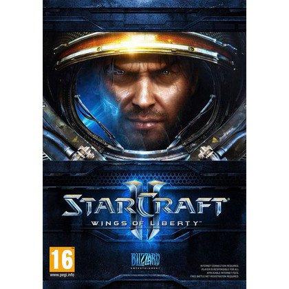 Gra PC StarCraft II: Wings of Liberty