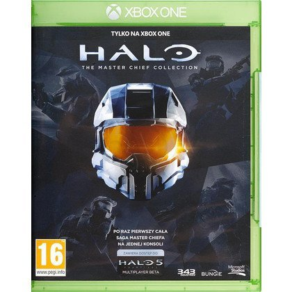 Gra Xbox ONE Halo MasterChief Collection