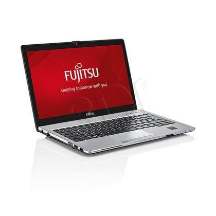 "Fujitsu LIFEBOOK S935 i5-5200U 4GB 13,3"" FHD 500+8GB HD5500 3G Win7P Win8.1P Srebrno-czarny 2 y"