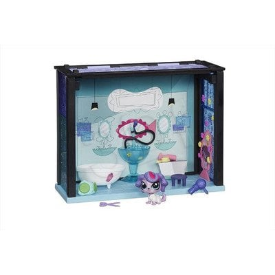 LPS LITTLES PET SHOP HASBRO ULUBIONE MIEJSCA A7641 A8542