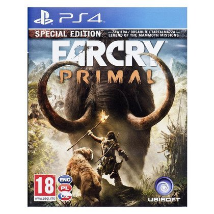 Gra PS4 Far Cry Primal Special