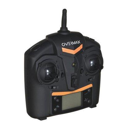 Dron latający Overmax X-BEE DRONE 5.1 (Wbudowana kamera Czarno-pomarańczowy)