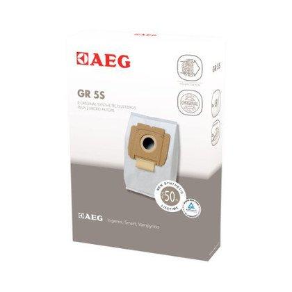 Worek do odkurzacza GR5S AEG 8szt. (+2 filtry) (9002565407)