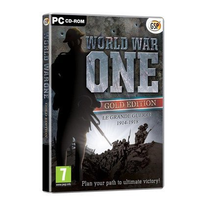 Gra PC World War One Gold (klucz do pobrania)